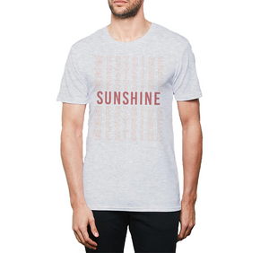 Sunshine Men's Westside Boxed Vintage Crew