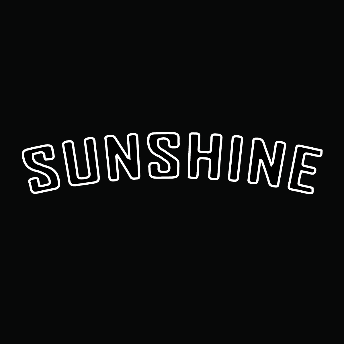 Sunshine Men's 2019 Longsleeve - Black
