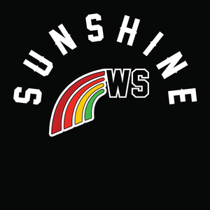 Sunshine Women's 2019 Westside Rainbow Tee