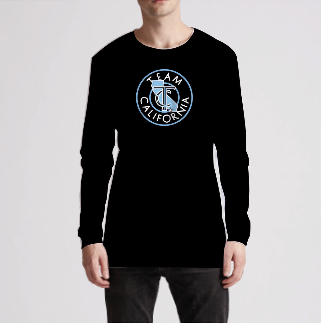 Team California Black Long Sleeve