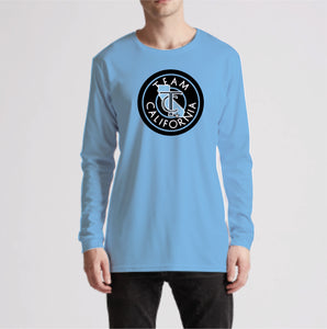 Team California Sky Blue Long Sleeve