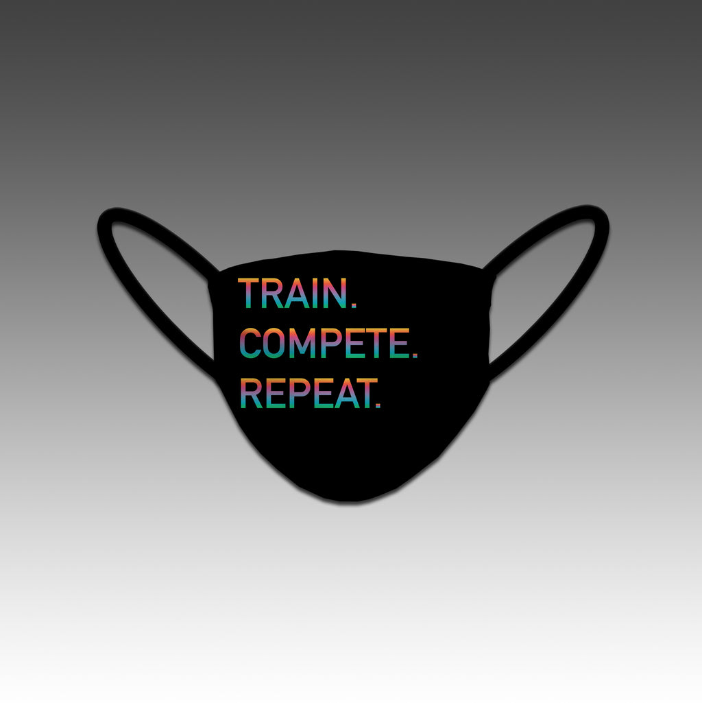 Train. Compete. Repeat.
