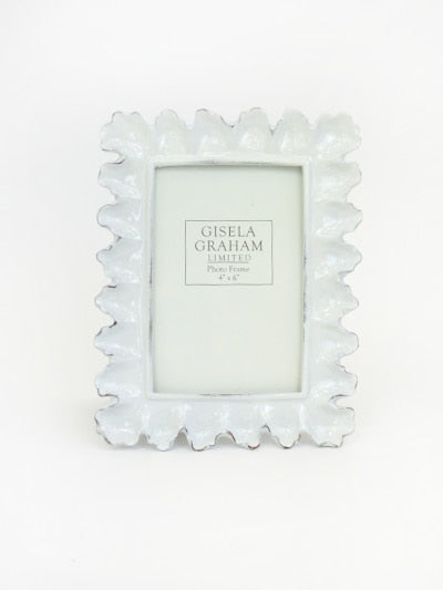 Gisela Graham Resin Glazed Frame