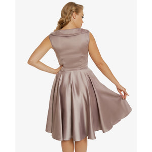 'Terri Lou' Grey Party Dress
