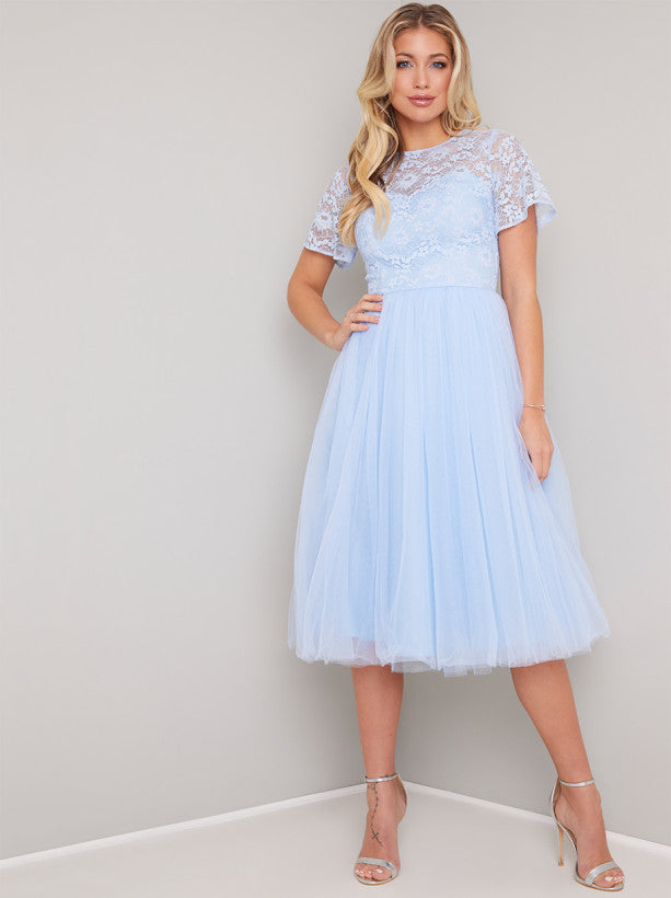 Hallie Tea Dress