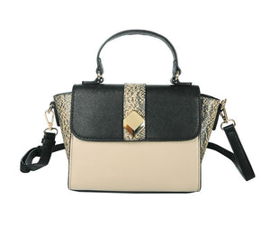 Mini Handbag in Black