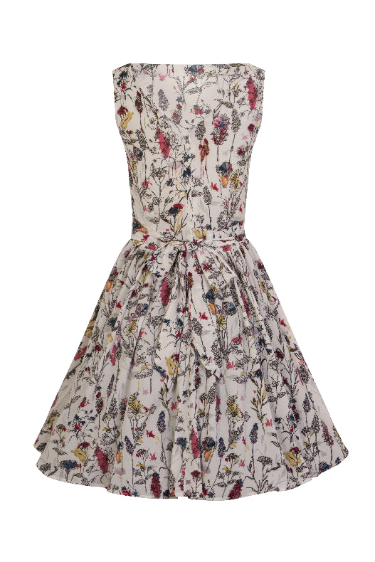 Wildflowers Tea Dress