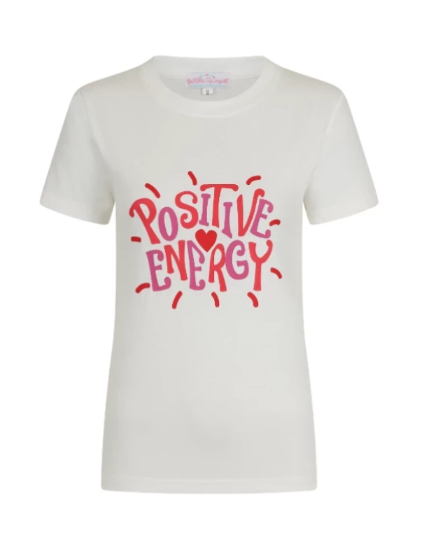 Positive Energy Logo Tee