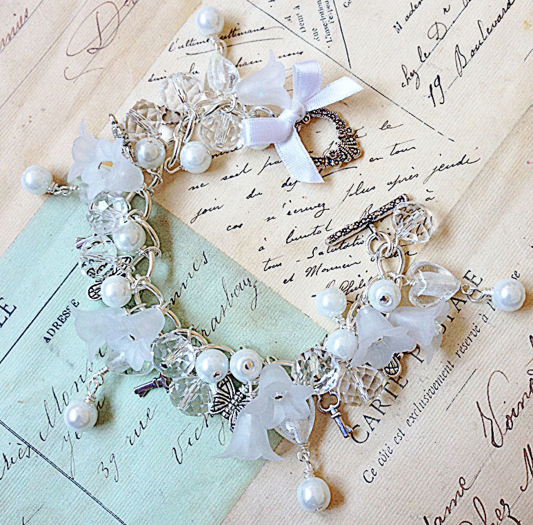 Purity Vintage Inspired Bracelet