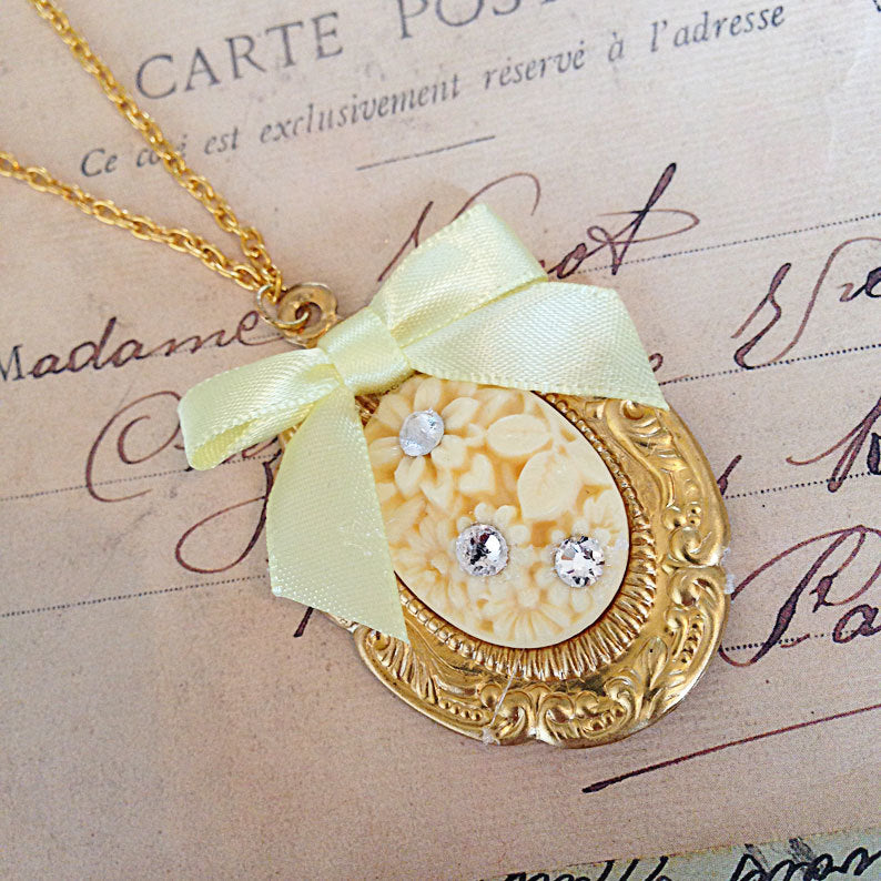 Lemon Delight Necklace
