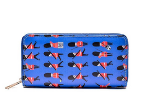 Toy Soldier Print Purse