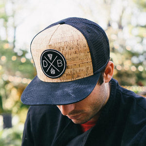 DB - Logo Seal Cork Trucker Hat