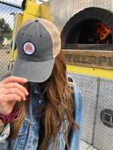 Pepperoni Mountain Dad Hat