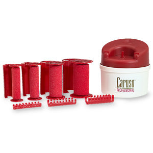 Caruso Professional Molecular Steam Hairsetter with 14 Rollers