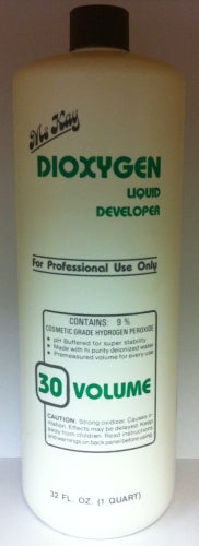 30 Volume Liquid Developer – 32oz