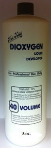 40 Volume Liquid Developer – 8oz