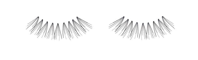 Ardell Knot Free Flare Long Individual Lashes, Black