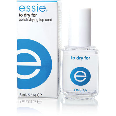 Essie To Dry For