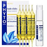 Phyto Huile D'Ales (Intense Hydrating Oil Treatment) – 5 0.33oz Ampules