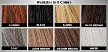 Toppik Hair building Fibers Color Chart