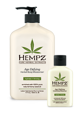 Hempz Age Defying Lotion in 2 sizes
