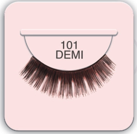 Ardell 101 Demi Black Lashes