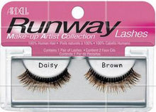 Ardell Runway Daisy Brown Lashes