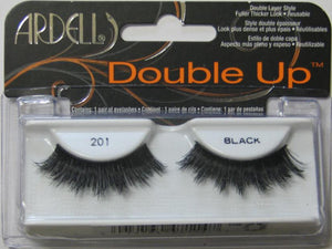 Ardell Double Up 201 Black Lashes