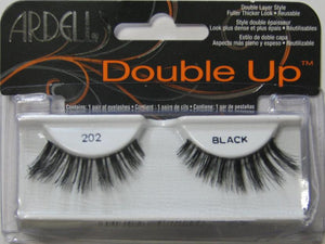 Ardell Double Up 202 Black Lashes