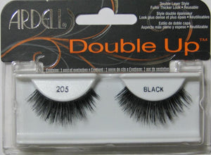 Ardell Double Up 205 Black Lashes