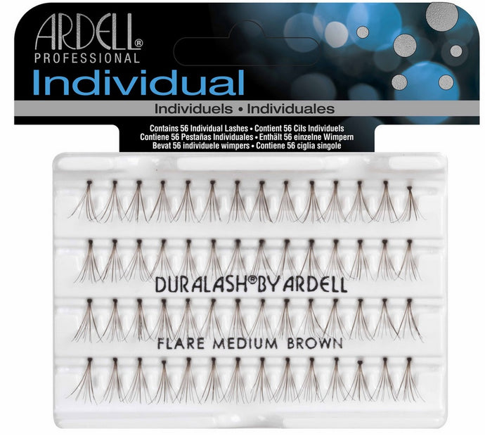 Flare Medium Brown Individual Lashes at $2.99 or lower