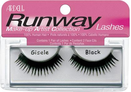 Ardell Runway Gisele Black Lashes