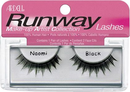 Ardell Runway Naomi Black Lashes (Type 2)