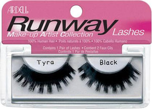 Ardell Runway Tyra Black Lashes