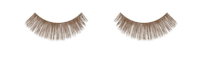 Dozen Ardell 101 Demi Brown Lashes