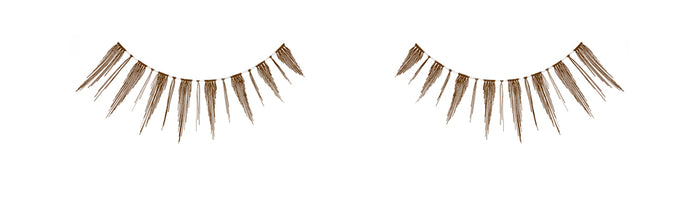 Ardell 102 Demi Brown Lashes - obsolete / discontinued