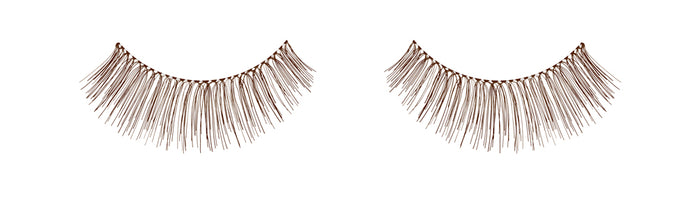 Dozen Ardell 105 Brown Lashes