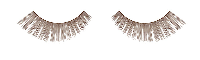 Dozen Ardell 107 Brown Lashes