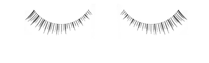 Dozen Ardell 108 Black Lashes