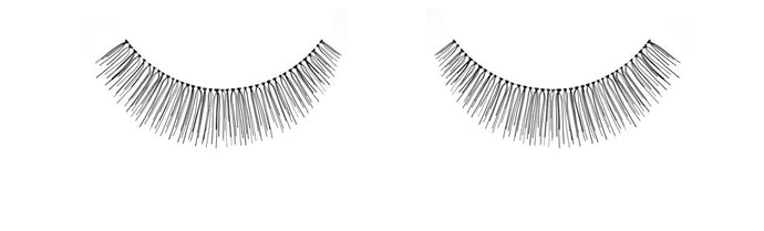 Dozen Ardell 109 Black Lashes
