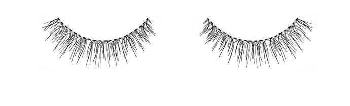 Dozen Ardell 110 Black Lashes