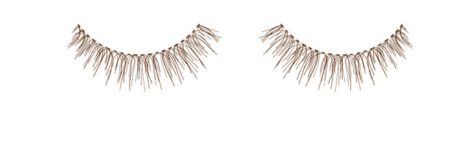 Dozen Ardell 110 Brown Lashes