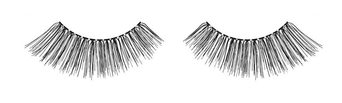 Dozen Ardell 111 Black Lashes