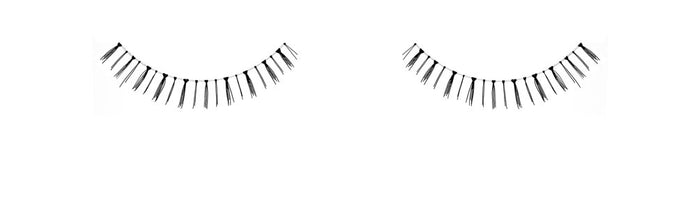 Dozen Ardell 112 Black Lashes