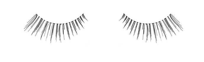 Dozen Ardell 116 Black Lashes