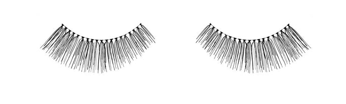 Dozen Ardell 117 Black Lashes