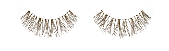 Dozen Ardell 122 Brown Lashes