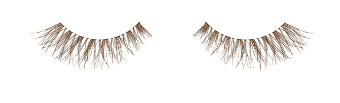 Dozen Ardell Demi Wispies Brown Lashes