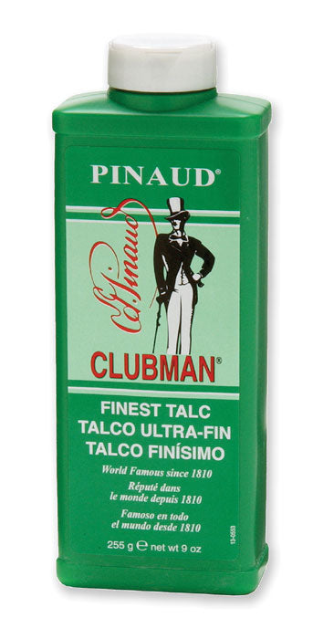 Clubman Pinaud Talc Powder 9oz - White