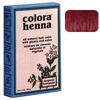 Colora Henna Powder 16oz - Burgundy